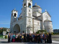 Ходочашће: Освећење барског храма и поклоњење светињама Ц. Горе